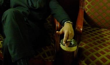 Renaldo / NYC Fine Cigars, New York / 2013 / Leica D-Lux 4