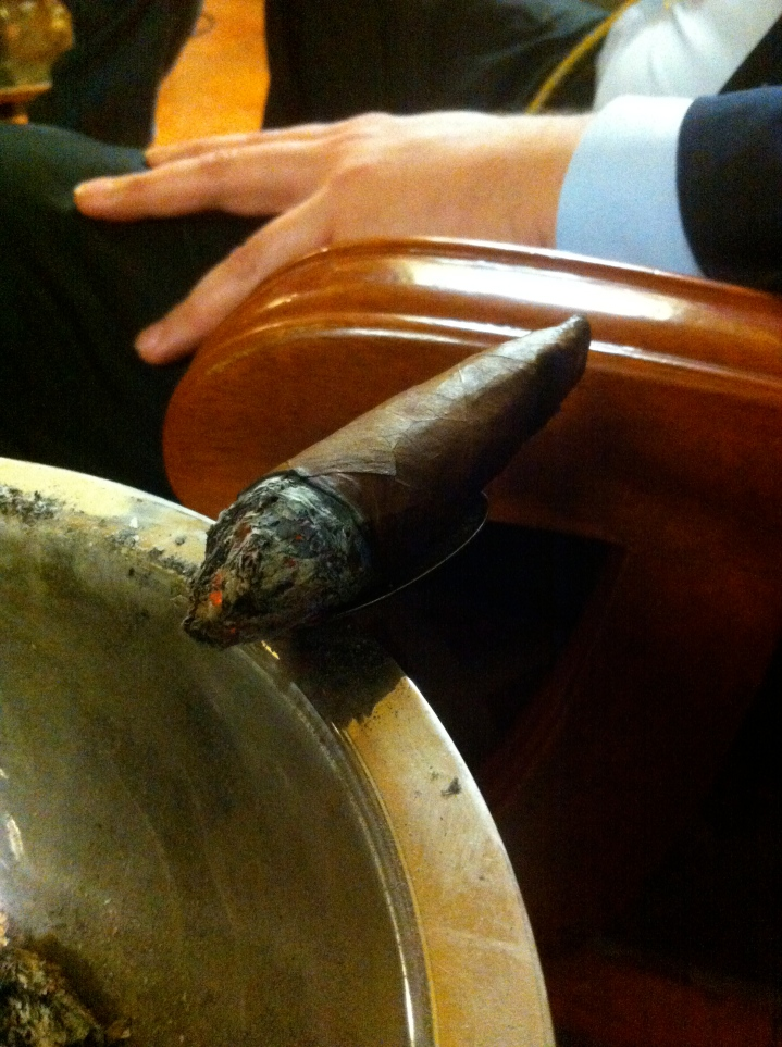 At NYC Fine Cigars, New York, NY / iPhone 4