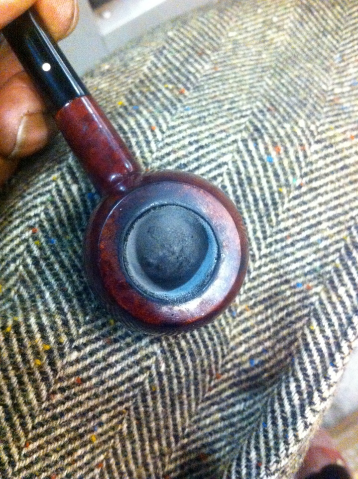 Vintage (1965) Dunhill Pipe / iPhone 4
