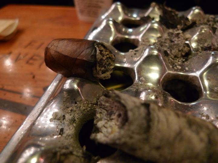 Ashtray, Nat Sherman, Tobacco, Tobacconist, Cigar, L1330785