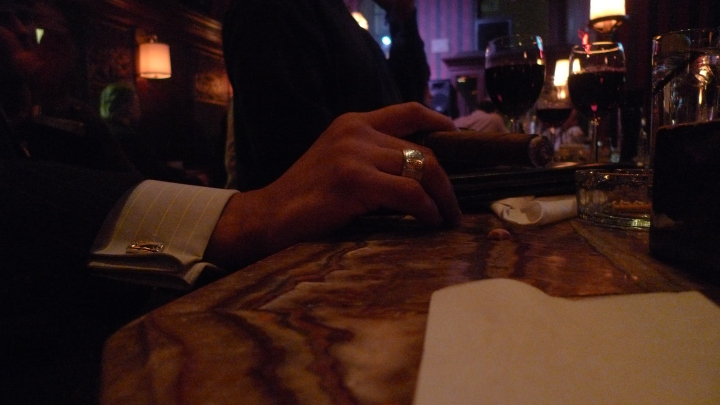 The Carnegie Club, New York, NY / Leica D-Lux 4