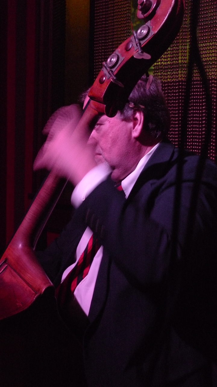 Music at the Carnegie Club, New York, NY / Leica D-Lux 4
