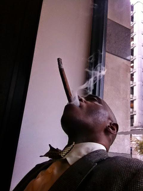 Padrón Cigar / W. Curtis Draper Tobacconist, Washington, DC / iPhone 4
