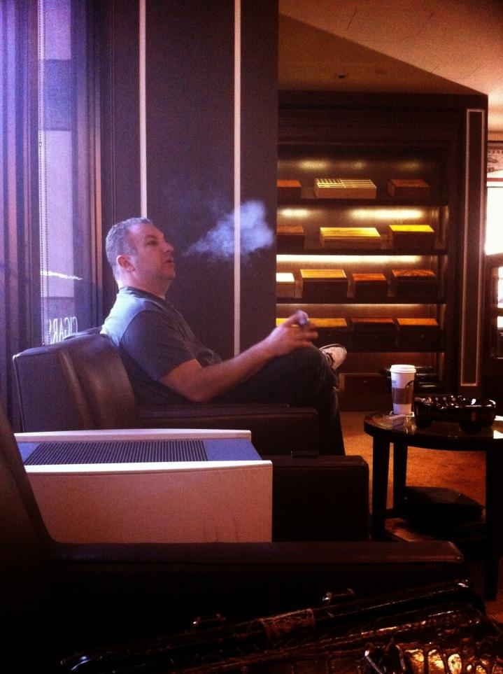 W. Curtis Draper Tobacconist, Washington, DC / iPhone 4