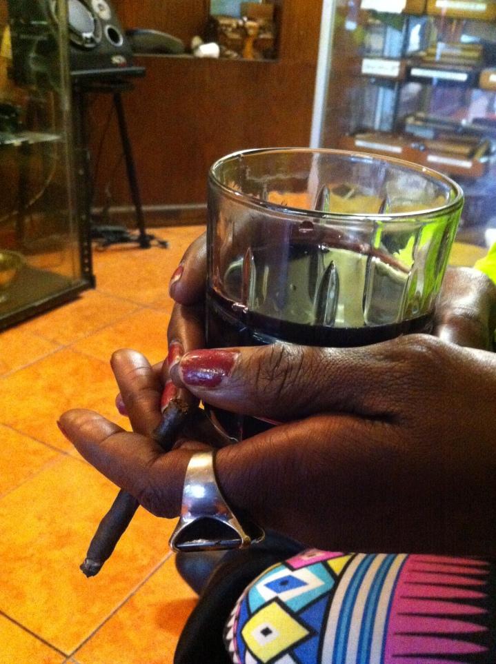 NYC Fine Cigars, New York, NY / iPhone 4