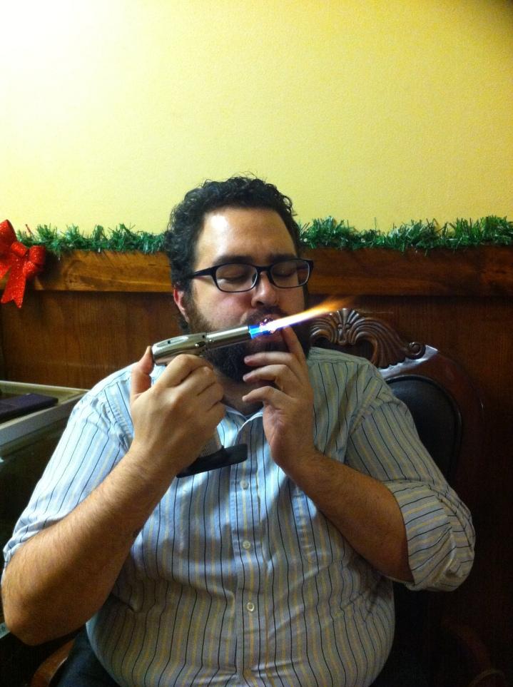 Ricardo / NYC Fine Cigars, New York, NY / iPhone 4