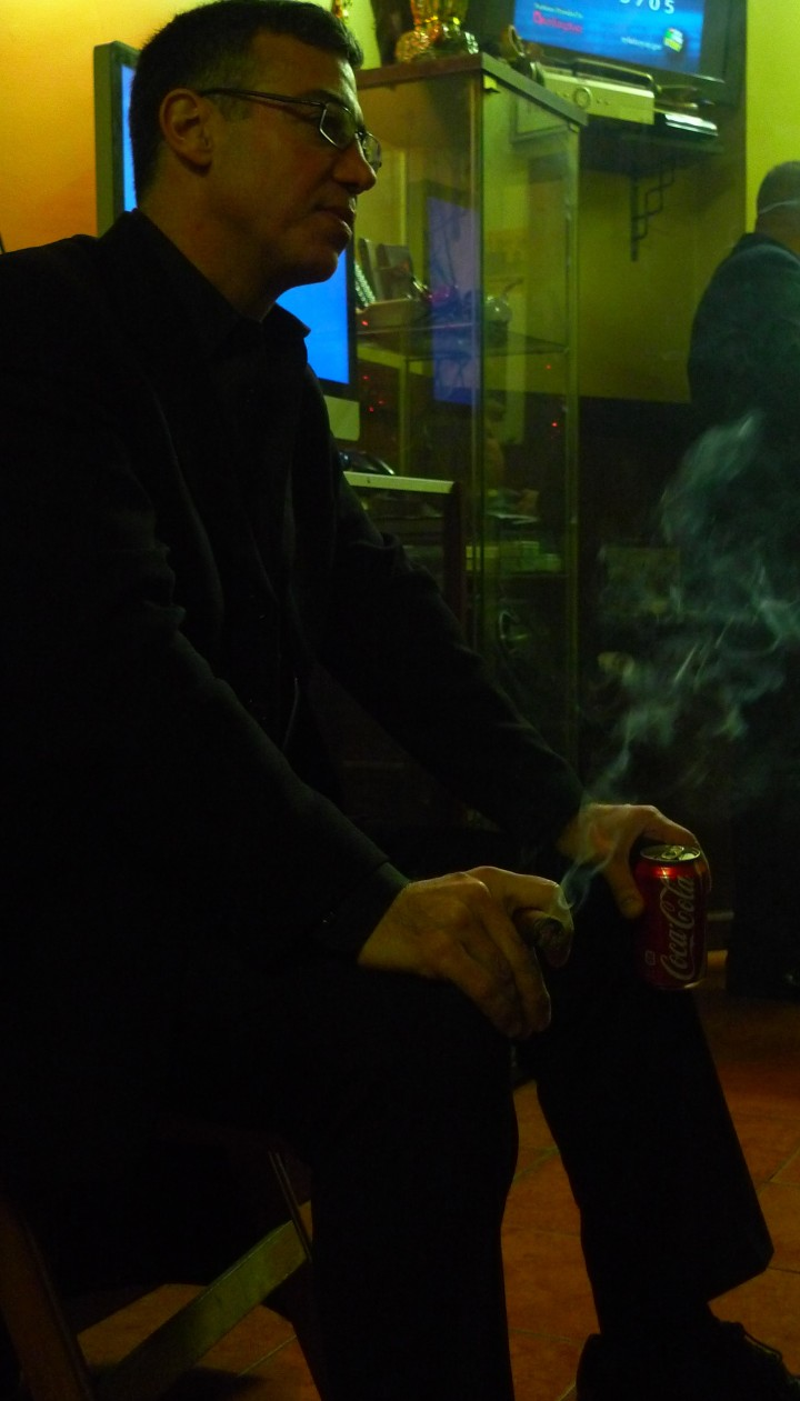 NYC Fine Cigars, New York, NY / Leica D-Lux 4