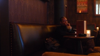 Soho Cigar Bar, New York, NY / Leica D-Lux 4