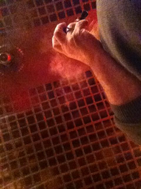 Celebrating the International Pipe Smoking Day / New York Pipe Club at Nat Sherman, New York, NY / iPhone 4