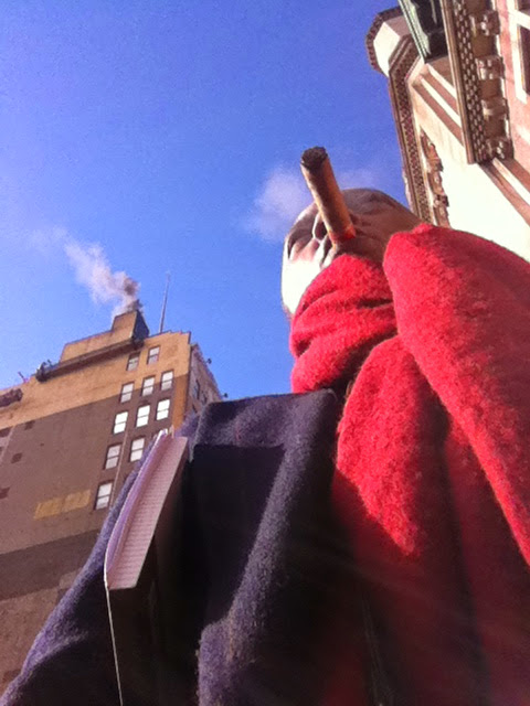 Ninth Avenue, New York, NY / iPhone 4