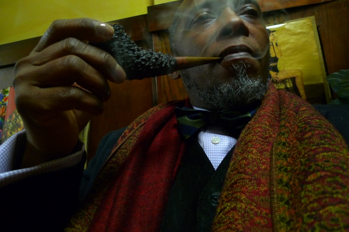 Charles Courrieu – Vieille Bruyere – Cogolin, France / NYC Fine Cigars, New York, NY / Leica D-Lux