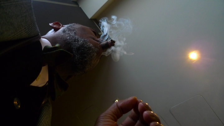 W. Curtis Draper Tobacconist, Washington, DC / Leica D-Lux 4