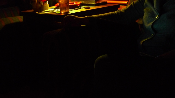 Shelly's Back Room, Washington, DC / Leica D-Lux 4