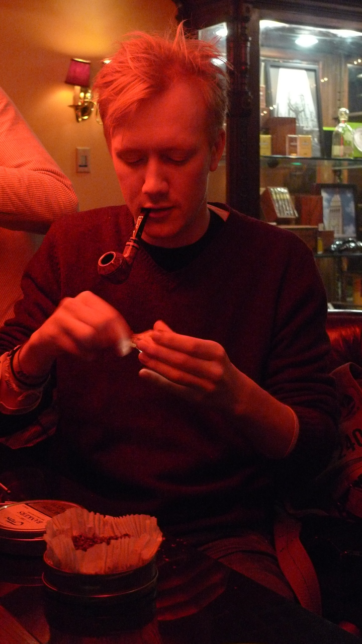 IPSD with New York Pipe Club / Nat Sherman, New York, NY / Leica D-Lux 4