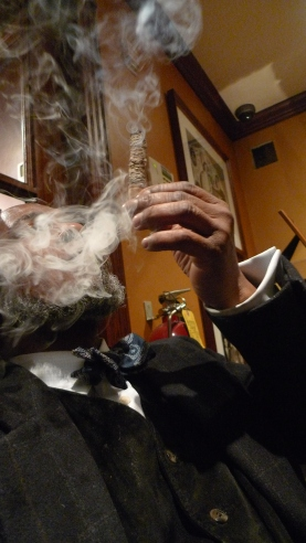 Arturo Fuente - Chateau Fuente, Rothschild Natural / Nat Sherman, New York, NY / Leica D-Lux 4