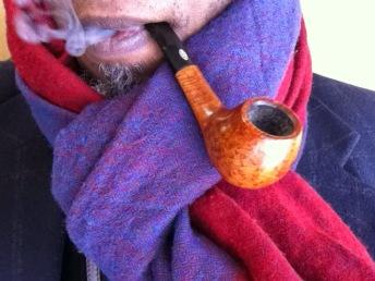 GBD Pipe - Briar Wood / iPhone 4