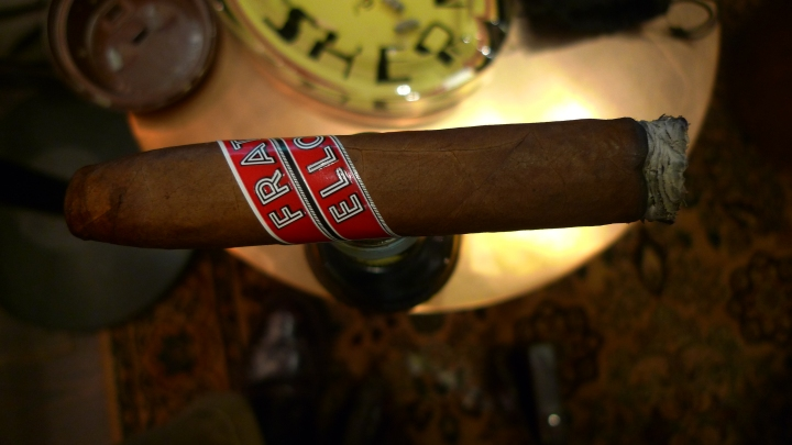 Fratello Cigar with Fentimans Curiosity Cola / Nat Sherman, New York, NY / D-Lux-4