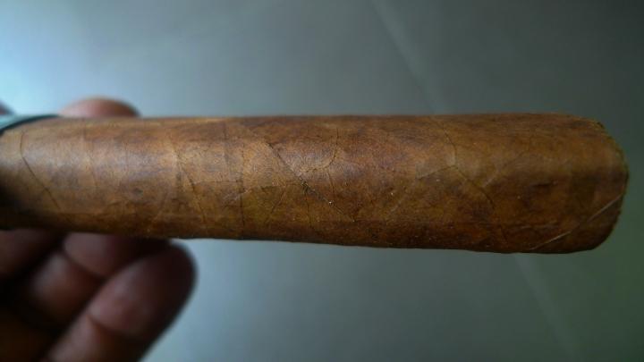 Flatiron #2 / Martinez Hand Rolled Cigars, New York, NY / Leica D-Lux 4