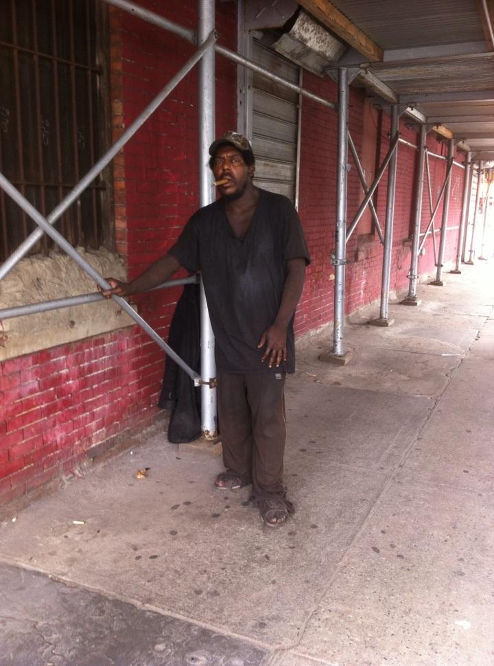 Ezekiel / Ninth Avenue, New York, NY / iPhone 4