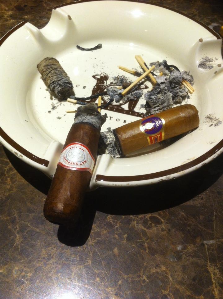 Nat Sherman Cigars / Nat Sherman, New York, NY / iPhone 4